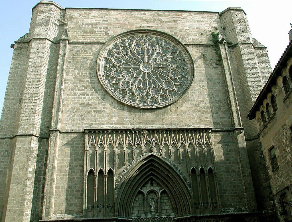 Cathedral Santa Mari-del-Piesterno, Barcelona