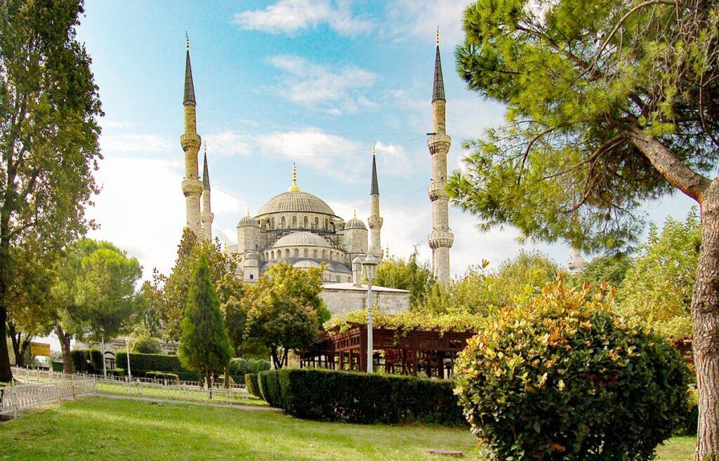 Visit Blue Mosque